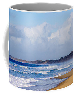 Betweem Storms Coffee Mug