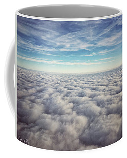 Between Heaven And Earth Coffee Mug