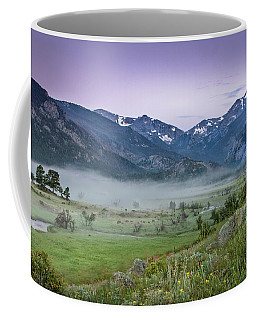 Between Night And Day Coffee Mug