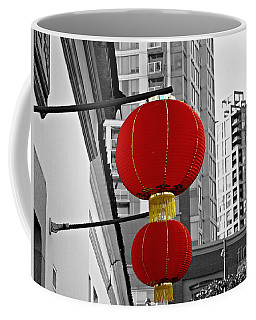 Between Old And New Coffee Mug by Cendrine Marrouat