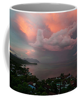 Between Rainstorms Coffee Mug