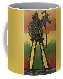 Between Red Grass Coffee Mug