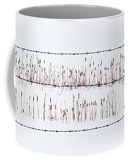 Between The Lines - Coffee Mug