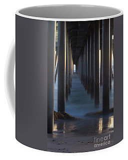 Between The Pillars  Coffee Mug