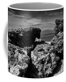 Between The Slag Coffee Mug by Keith Elliott