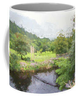 Betws-y-coed Coffee Mug by Roger Lighterness