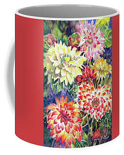 bety's Dahlias Coffee Mug