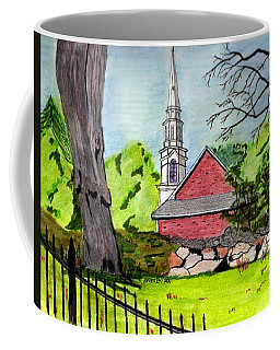 Beverly First Baptist Church Coffee Mug