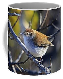 Bewick's Wren Coffee Mug