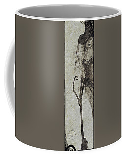 Coffee Mug featuring the digital art Bewitched by Absinthe Art By Michelle LeAnn Scott