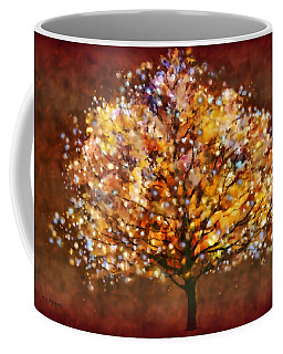 Starry Tree Coffee Mug