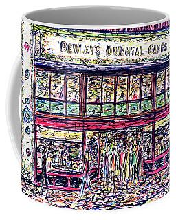Bewley's Cafe Dublin Ireland Coffee Mug