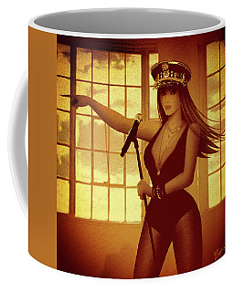 Beyonce - Love On Top - Rmx Coffee Mug