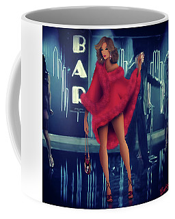 Beyonce - Naughty Girl 1 Coffee Mug