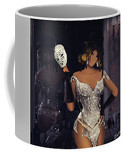 Beyonce - Partition 1 Coffee Mug