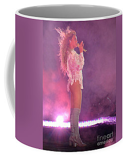 Beyonce Performing Coffee Mug