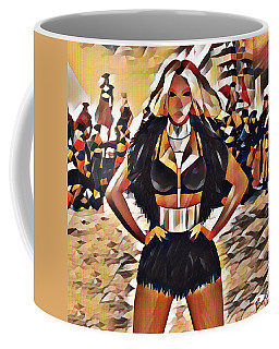 Beyonce - Run The World Girls 3 - Rmx Coffee Mug