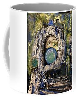 Beyond Age Of Man Coffee Mug