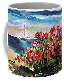 Beyond Sea Roses Coffee Mug