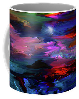 Beyond The Blue Horizon Coffee Mug