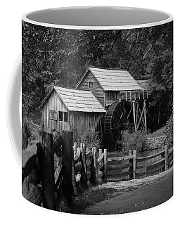 Beyond The Fence Coffee Mug by Eric Liller