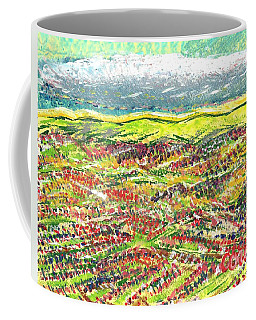 Beyond The Foothills Coffee Mug