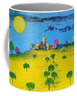 Beyond The Lemon Grove Coffee Mug
