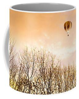 Beyond The Trees Coffee Mug