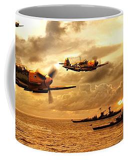Bf 109 German Ww2 Coffee Mug