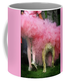 Coffee Mug featuring the photograph Bffs by Timothy Bulone