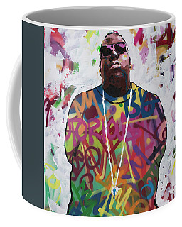 Bggie Smalls II Coffee Mug