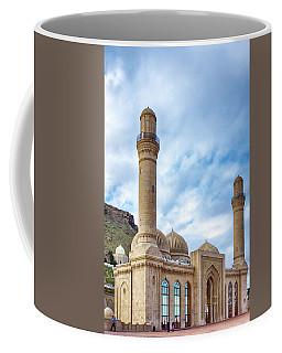 Coffee Mug featuring the photograph Bibi-heybat Mosque by Fabrizio Troiani