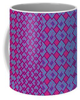 Bibi Khanum Ds Patterns Mug No.4 Coffee Mug