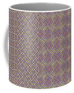 Bibi Khanum Ds Patterns Mug No.6 Coffee Mug
