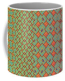 Bibi Khanum Ds Patterns Mug No.8 Coffee Mug