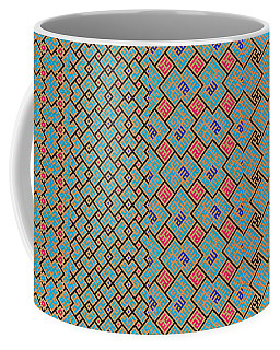 Bibi Khanum Ds Patterns No.1 Coffee Mug