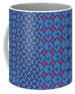 Bibi Khanum Ds Patterns No.2 Coffee Mug