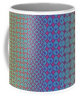 Bibi Khanum Ds Patterns No.3.1 Coffee Mug