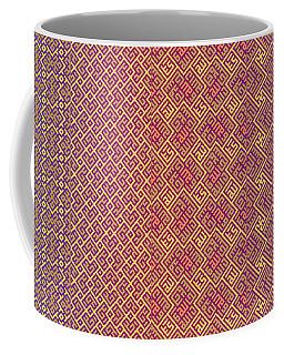 Bibi Khanum Ds Patterns No.5 Coffee Mug