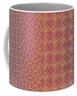 Bibi Khanum Ds Patterns No.5 Coffee Mug