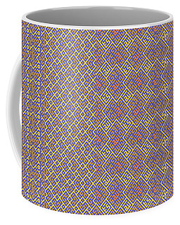 Bibi Khanum Ds Patterns No.6 Coffee Mug