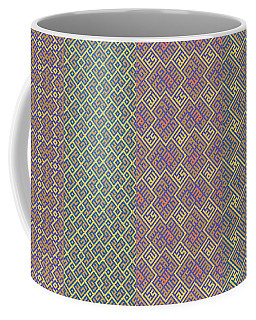 Bibi Khanum Ds Patterns No.9 Coffee Mug