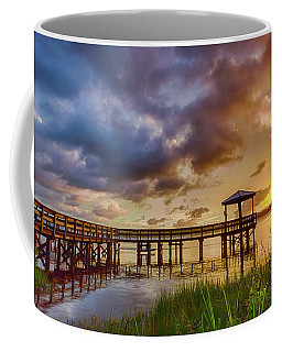 Bicentennial Sunset Coffee Mug