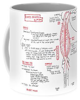 Biceps Brachii Coffee Mug