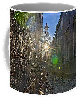 Bicycle Alley Coffee Mug