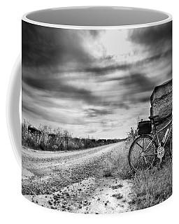 Bicycle Break Coffee Mug