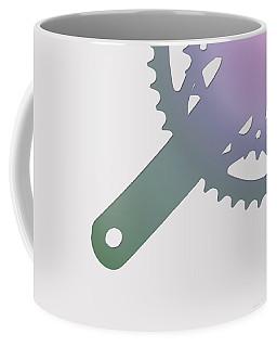 Bicycle Chain Ring - 3 Of 4 Coffee Mug