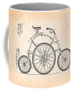 Bicycle From 1899 Coffee Mug