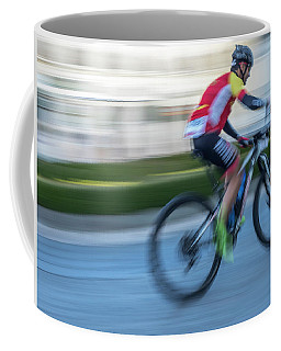 Bicycle Race Coffee Mug