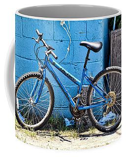 Bicycle With Watermelons Coffee Mug
